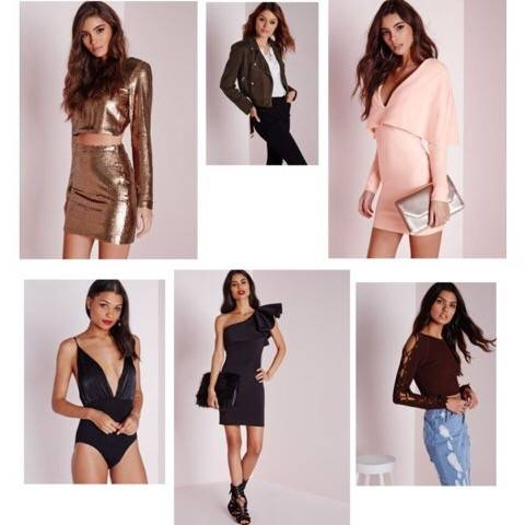 SOLDES PRIVÉES A/W 2015/2016 X MISSGUIDED