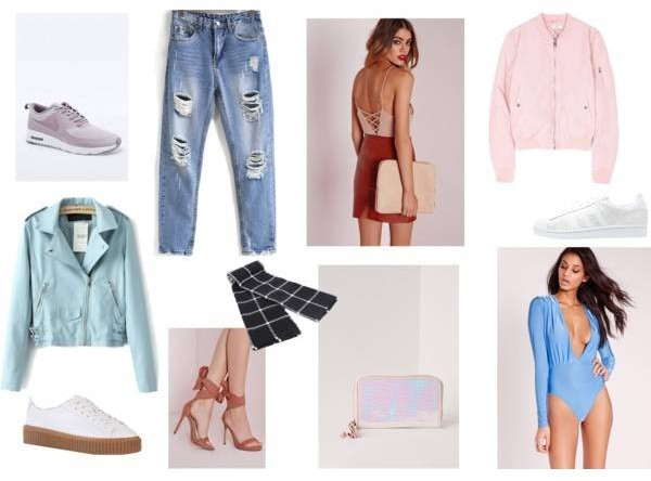WISHLIST MODE PRINTEMPS 2016