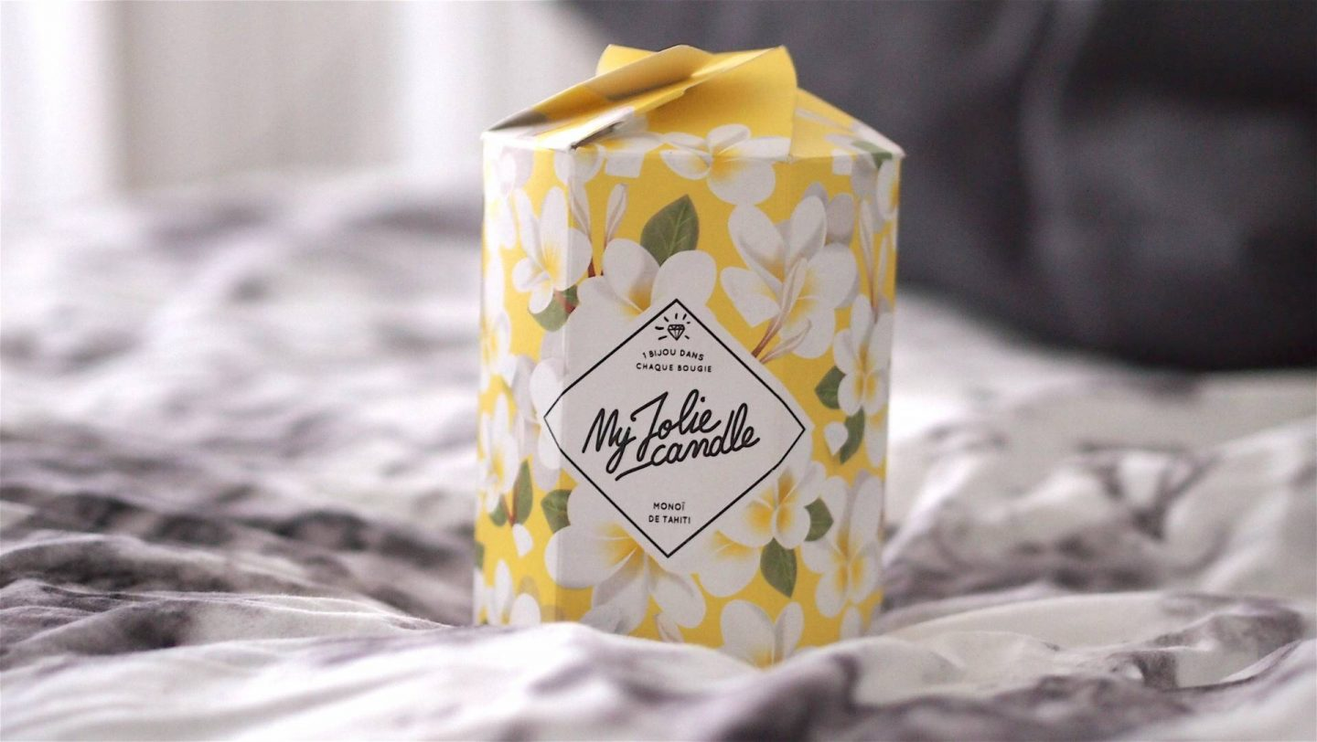 LES BOUGIES MY JOLIE CANDLE