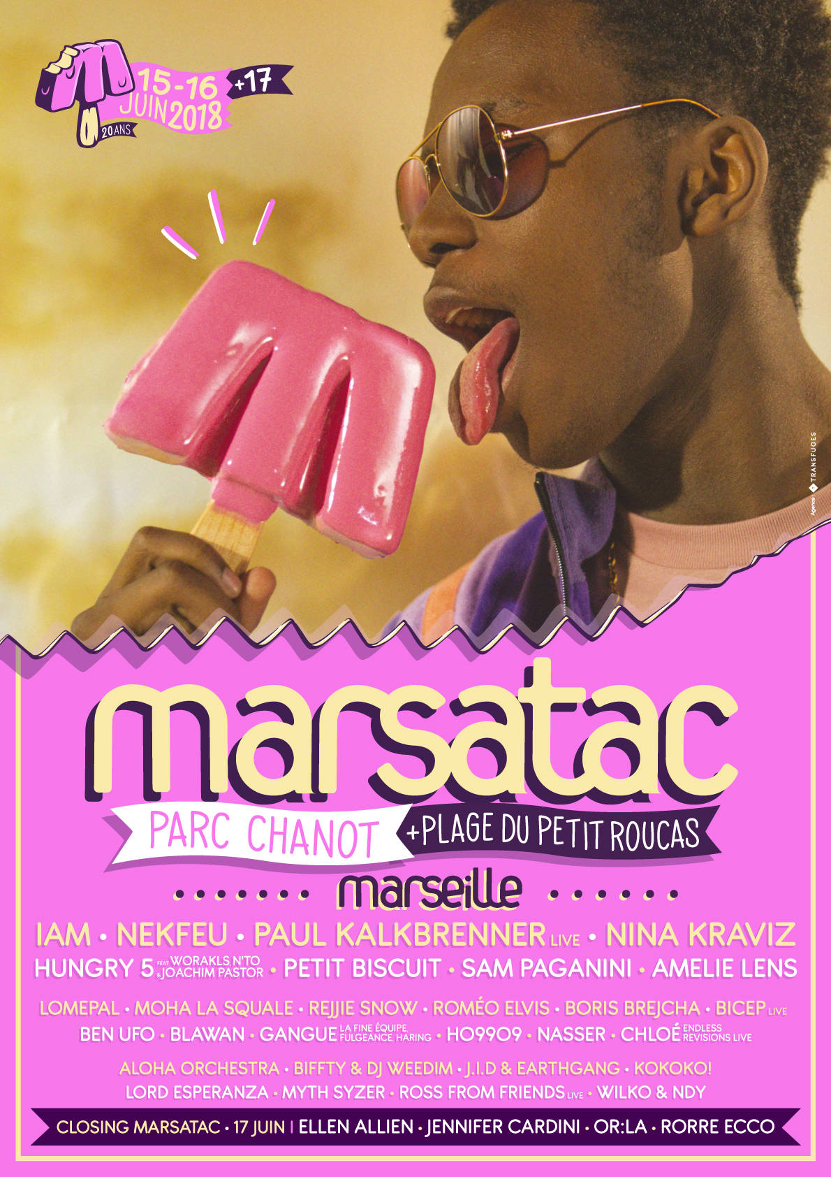 BE THERE! @ FESTIVAL MARSATAC